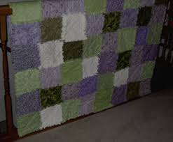rag quilt photo page pictures of rag quilts rag quilts how to