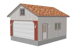The G442 50x30x12 Garage Plans Free House Plan Reviews by Download Plans Rv Garage Plans