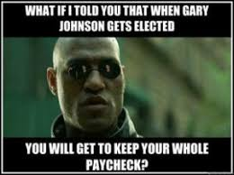 Gary Johnson Memes - gary johnson meme kappit