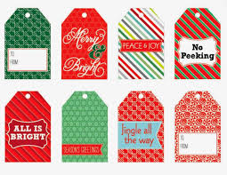 on free free merry christmas gift tag template s label u happy