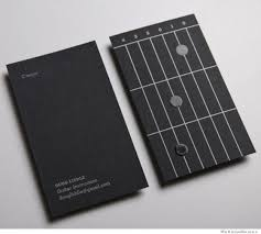 Clever Business Cards 15 Best Musician Business Cards Images On Pinterest Business