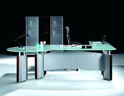 Designer Desk by Glass Office Table Design U2013 Ombitec Com