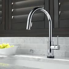 moen one touch kitchen faucet kitchen facets pull touch single handle kitchen faucet with