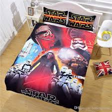 Star Wars Duvet Covers Wholesale Star Wars Bedding The Force Awakens Vivid Printing Bed