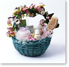 spa baskets the gift basket