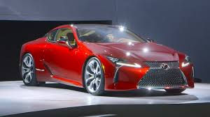lexus is coupe the lexus lc 500 is a big powerful flagship coupe youtube