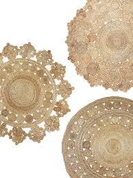 Circular Wool Rugs Uk Jute Round Rug Circles 150 X 150cm Uk Stockist House Stuff