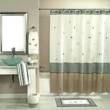 Themed Fabric Shower Curtains Tropical Themed Shower Curtains Mariodebian