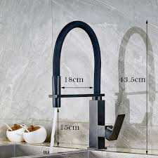 kitchen faucets bronze finish hammer kitchen faucet rubbed bronze finish squares stand
