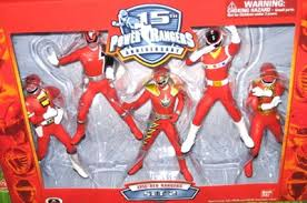 special releases red ranger figures toys toy guide power