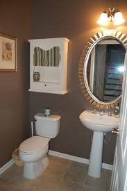 Bathroom Pedestal Sinks Ideas by Powder Room Bathroom Color Projects Pinterest Bathroom