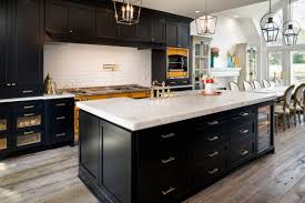 painted black cabinets in kitchen pictures transitional blue painted cabinets cabinets