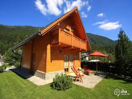 Chalet Houses Slovenia Rentals In A Bungalow For Your Vacations With Iha Direct