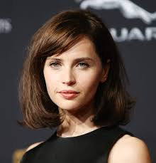 Bob Frisuren F D Nes Haar by Felicity Jones Set To In Wars Stand Alone
