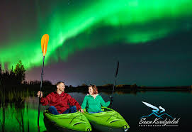 where is the northern lights in alaska northern lights adventurers alaska sean kurdziolek
