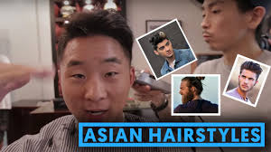 fungbros haircut asian hairstyles for guys pompadour quiff man bun youtube