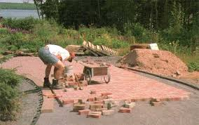 How To Install A Paver Superior Block Interlocking Paver Installation