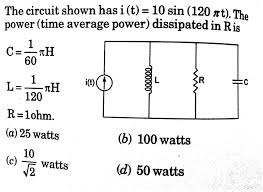 component electrical equation power formula to find symbols full