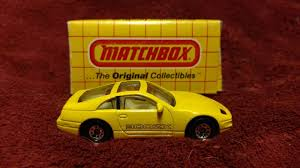 matchbox nissan 300zx nice amazing matchbox yellow nissan 300zx mb61 1990 2018 check