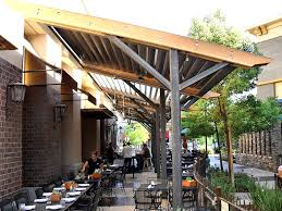 Louvered Patio Roof Commercial Louvered Patio Cover Like The Metal Posts And Wood