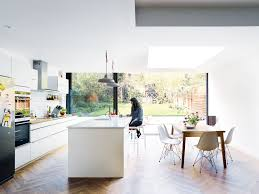 light filled open plan kitchen real homes