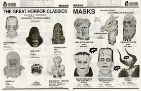 2012 Don Post Studios Catalog Blood Curdling Blog Of Monster Masks by Morris Catalog Monday Universal Monsters Blood Curdling Blog Of