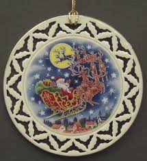 lenox 1997 twas the before ornament now dasher