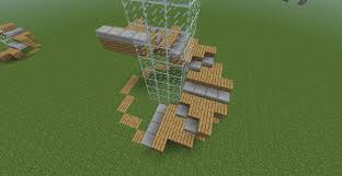 Minecraft Stairs Design Curved Staircases Survival Mode Minecraft Discussion Staircase