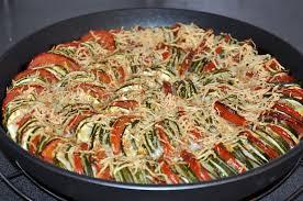 hervé cuisine quiche tian provencal aux tomates et courgettes hervecuisine com
