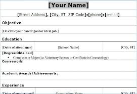 gallery mca resume format college onealphaco resume format student