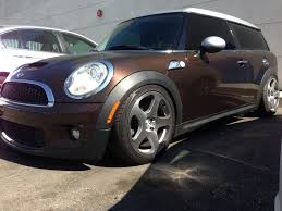 Mini Cooper Info Photos U0026 Info On Your Lowered R55 Clubman North American Motoring