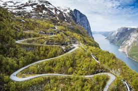 most scenic roads in usa the 40 best roads in the world to ride your bike cyclingabout