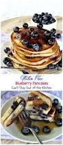 Blueberry Pancake Recipe Gluten Free Blueberry Pancakes Can U0027t Stay Out Of The Kitchen