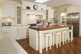 design fascinating french country kitchens wooden countertop