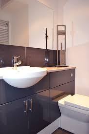 fitted bathroom ideas small projection bath for smaller bathroom hi q plumbing and heating