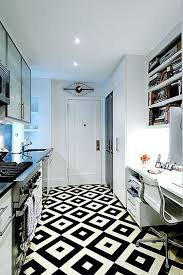 art deco flooring fabulous black and white floor tiles with small white cabinet for