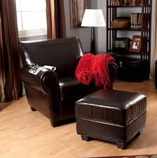 Armchair Ottoman Design Ideas Fascinating Chair Leather Chairs Ideas Me Designing Ideas With
