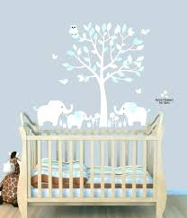 Nursery Decor Stickers Baby Wall Decor Stickers Butterfly Tree Nursery Decal Room South