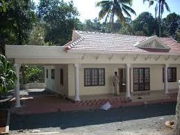Home Desing Kerala Home Design On Bugget Romantichomedesign Com