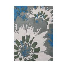 Gray Green Rug Enhance Any Contemporary Decor With This Hand Made 9 U0027 X 12 U0027 Area