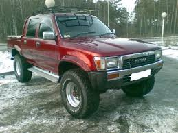 toyota commercial vehicles usa 1990 toyota hilux pick up pictures 2500cc diesel manual for sale