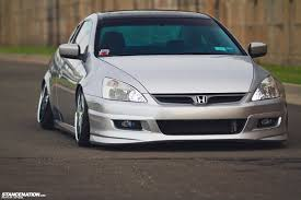 stanced honda like no other jamin u0027s slammed accord coupe stancenation