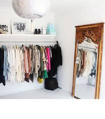 How To Turn A Spare Room Into A WalkIn Closet Domino - Turning a bedroom into a closet