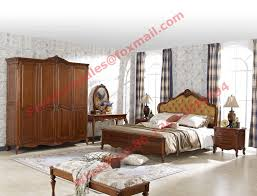 Bedroom Sets From China Luxury Design In England Country Style Wooden Bedroom Furniture Sets