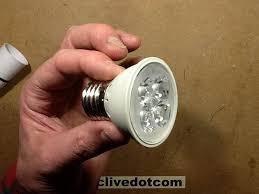 Weird 1W 0 1W LED lamp from eBay