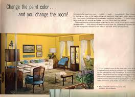 paint for home interior 17 groovy home interiors from 1965 retro renovation
