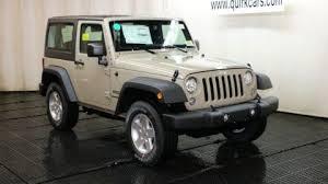 Jeep Wrangler Sport S Interior New Jeep Wrangler For Sale Near Boston Quirk Chrysler Jeep Ma