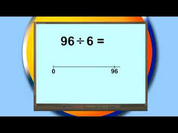 division on a number line youtube