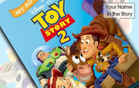 disney story 2 adventure book woody is and your