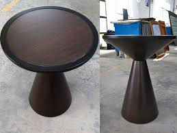 small decorative end tables small round pedestal side table decorative end boundless ideas with